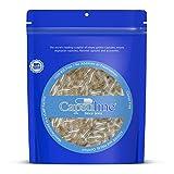 Gélules Vides de Gélatine Transparentes de Taille 00 par Capsuline - 1000 Unités