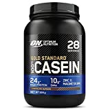 Optimum Nutrition 100% Gold Standard Casein, Protéine de Caséine en Poudre pour Musculation et Prise de Masse, Saveur Chocolat Suprême, 26 Portions, 0,9 kg