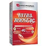 Forté Pharma - Ultra Boost 4G | Complément Alimentaire Booster d'énergie | Ginseng, Guarana, Gelée Royale, Gingembre + Caféine et Acérola | 30 comprimés Effervescents