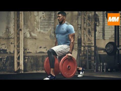 Boxe anglaise : Entraine toi comme Anthony Joshua