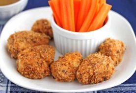 Recette healthy : Nuggets de poulet maison