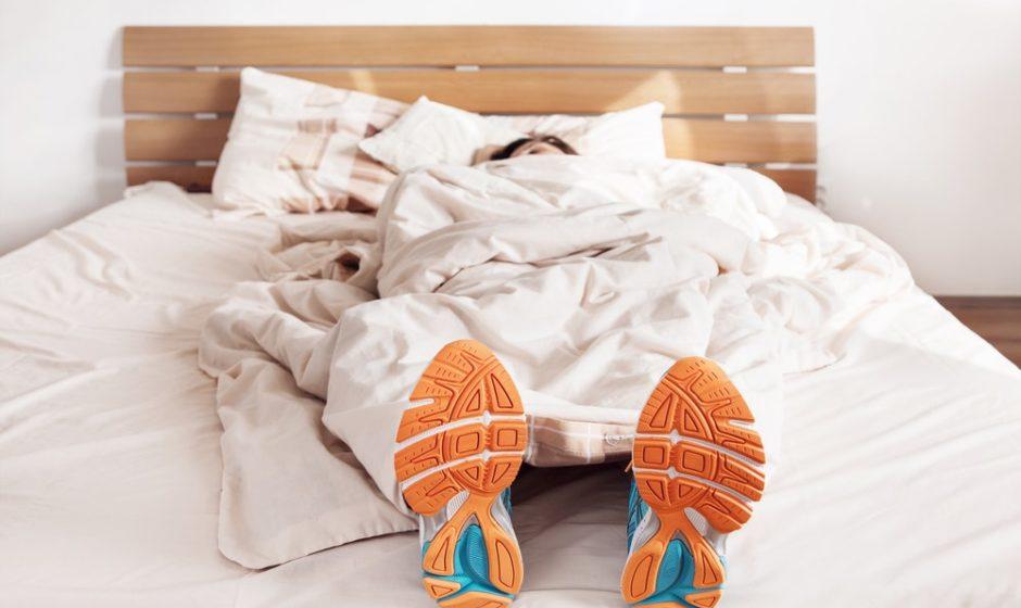 L'importance du repos dans le sport