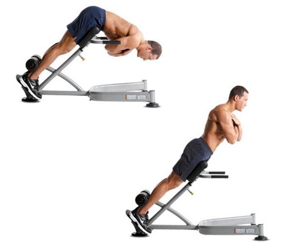 Les Meilleurs Exercices De Musculation Pour Le Dos Sport Et