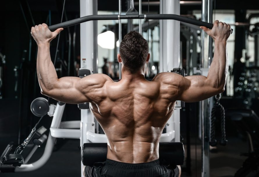 Les meilleurs exercices de musculation pour le dos - Sport et ... a5f3405e26e
