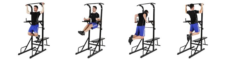 Musculation au poids du corps la m thode lafay sport et alimentation - La chaise exercice musculation ...