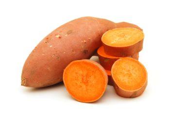 Pourquoi manger de la patate douce si vous faites de la musculation