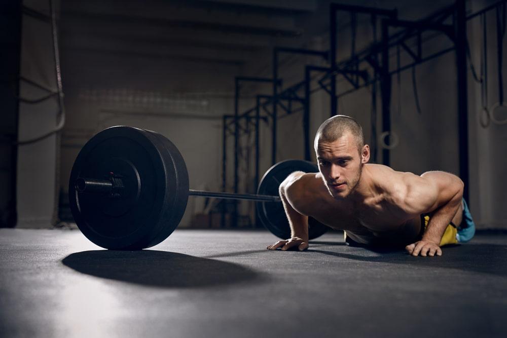 exercices pour un corps d'athlète
