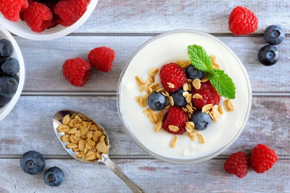 protéines petit déjeuner
