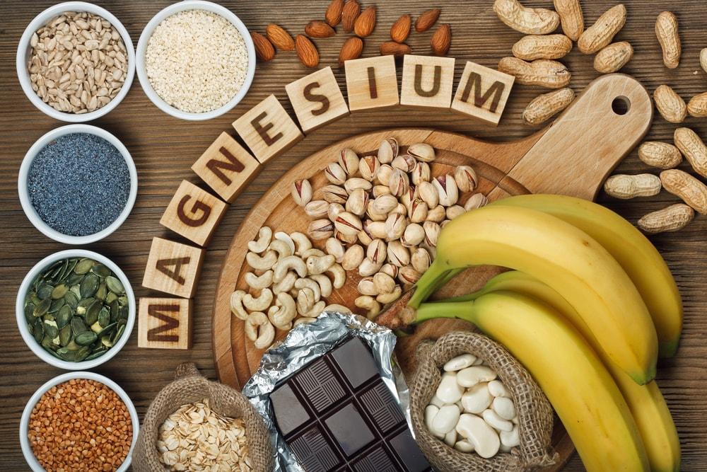 les suppléments en magnésium