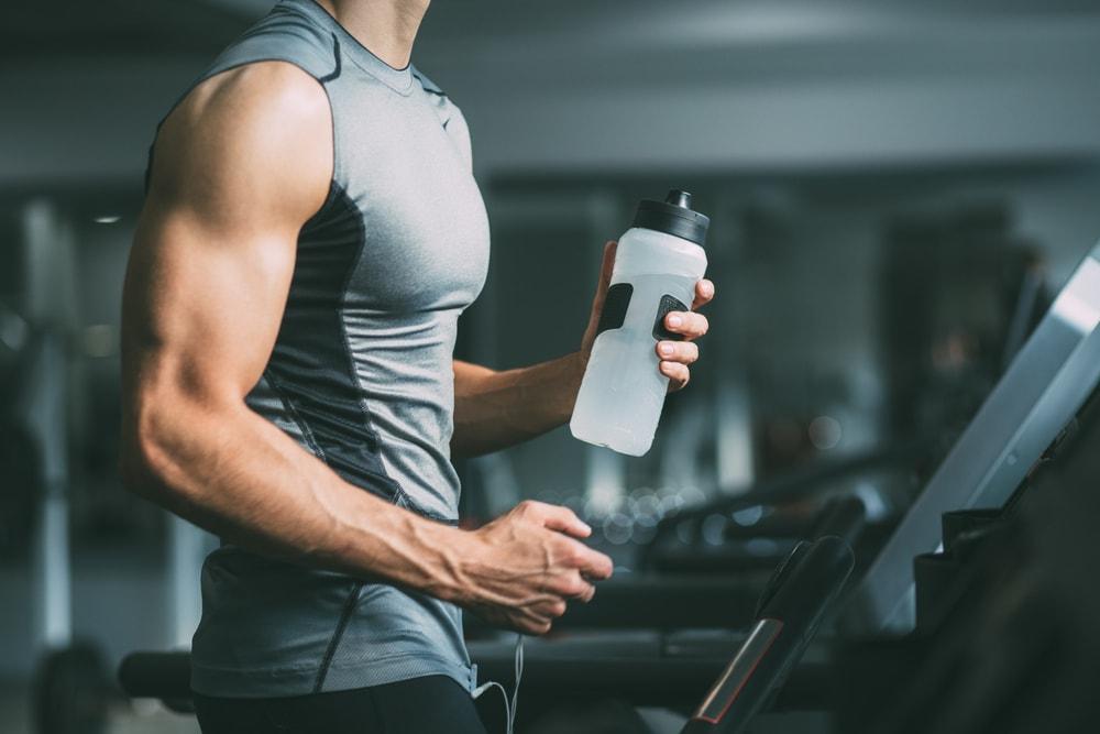 prise de muscle sec