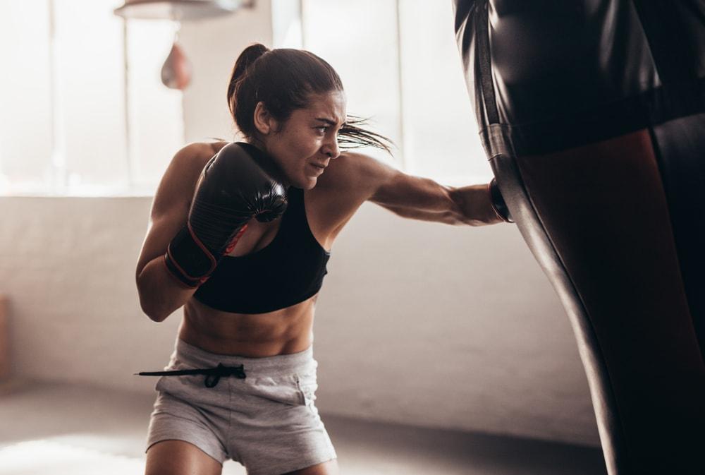 alimentation sport de combat