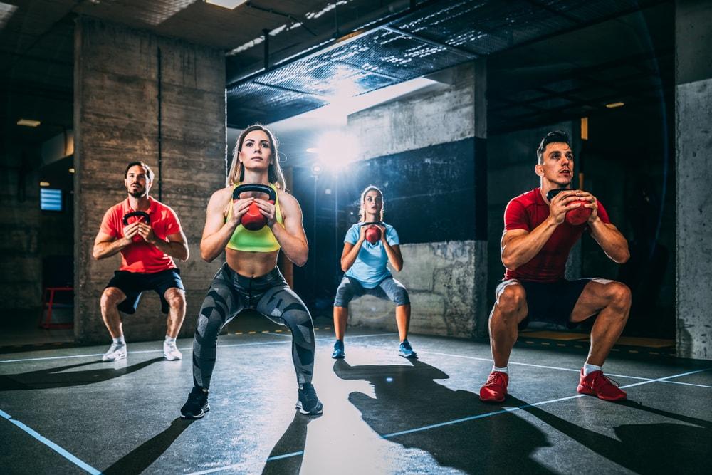 exercice au poids de corps