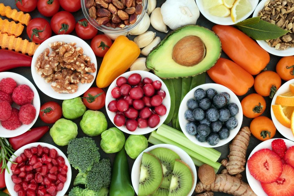 nutrition course à pied
