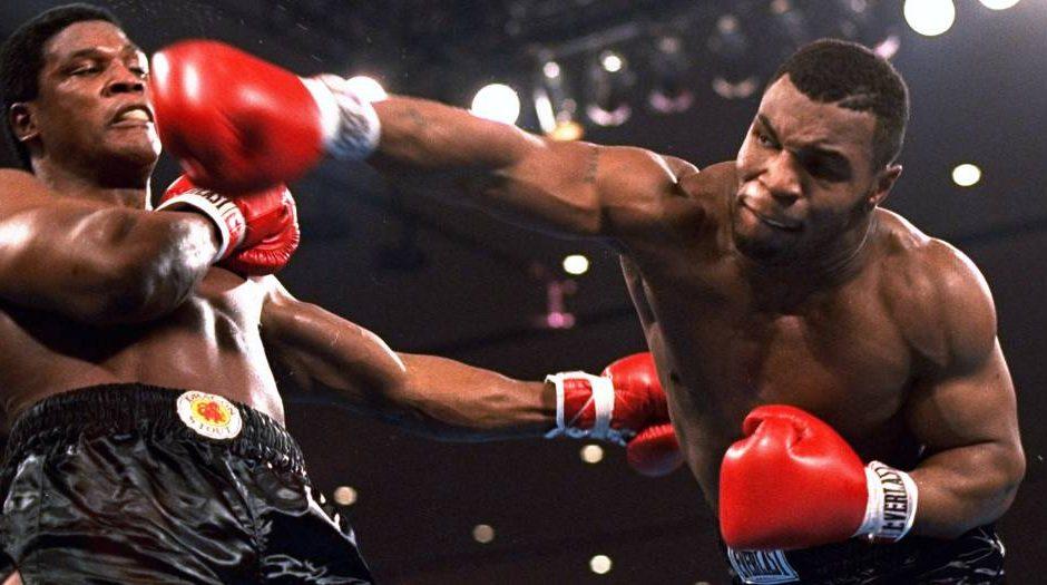 Comment s'entraîner et manger comme Mike Tyson?