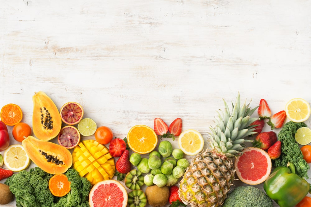 alimentation riche en vitamines