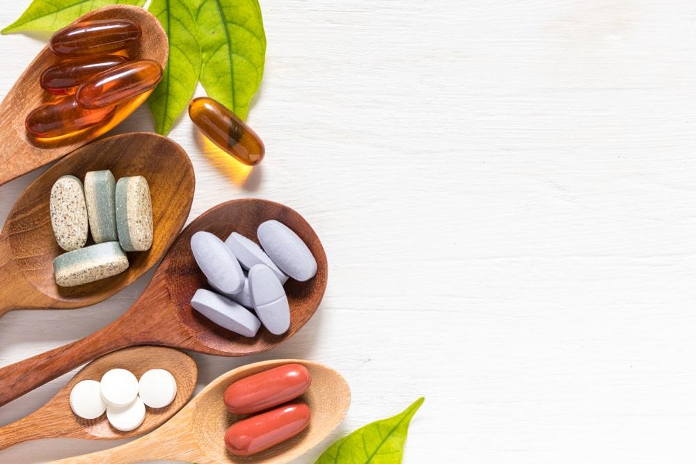 compléments vitaminés