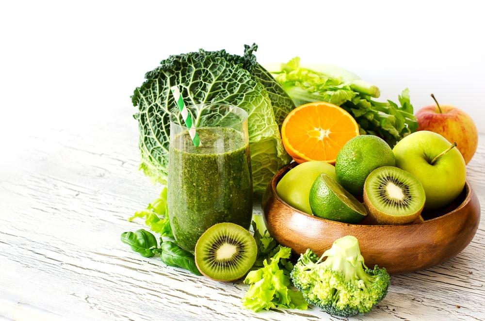 fruits et légumes riches en vitamines