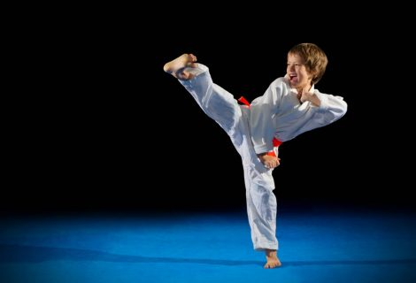 Arts martiaux : les différents tatamis