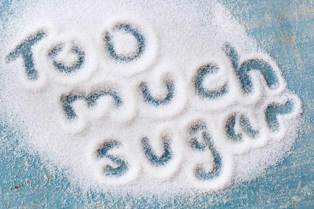 Trop de sucre